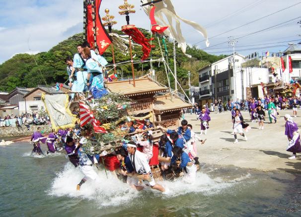 沼島の祭り | 兵庫県南あわじ市...