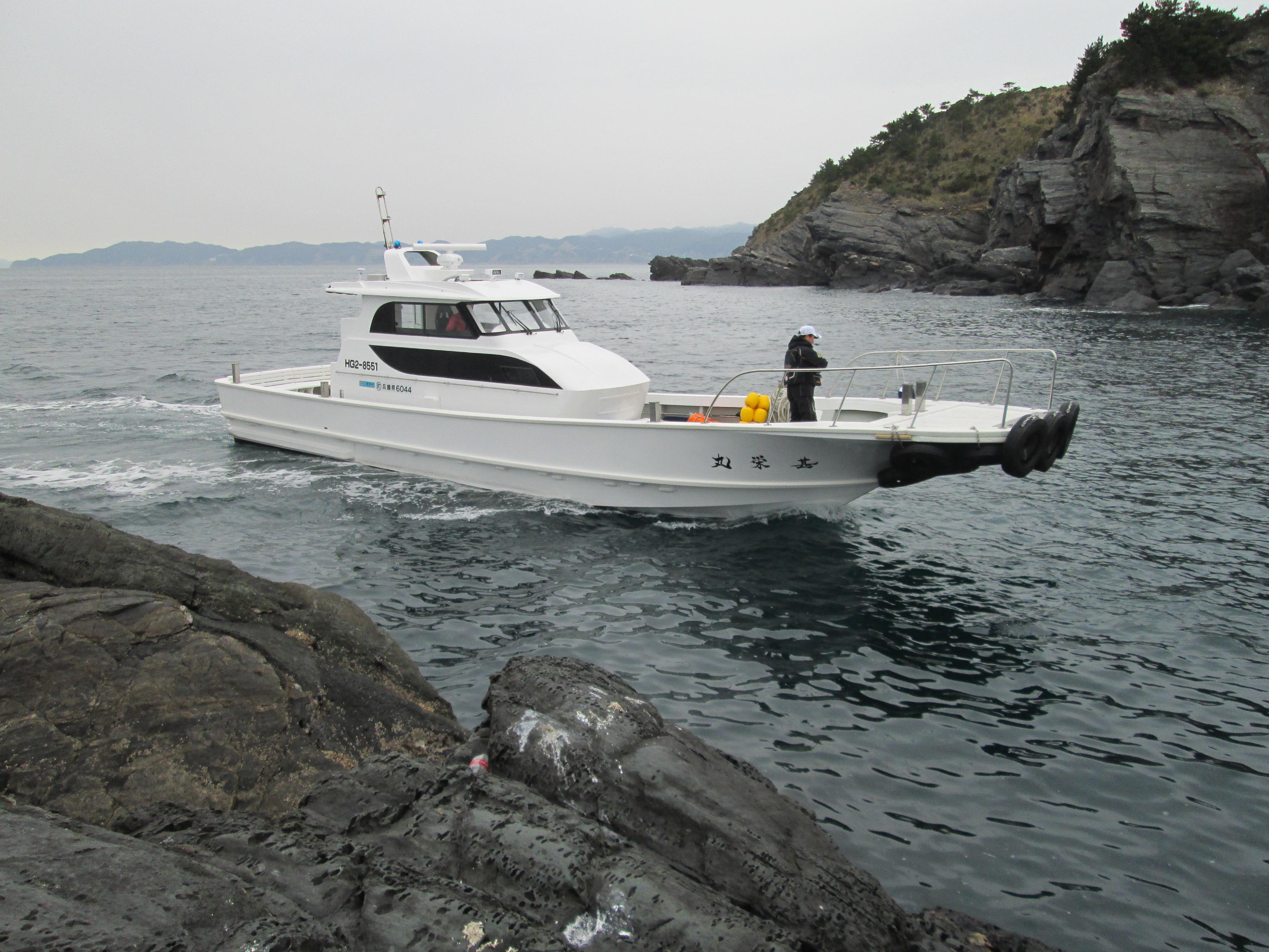 川口渡船HP