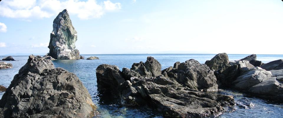 上立神岩の写真05